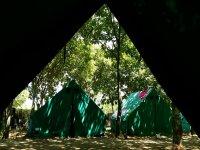 Tiendas para acampar