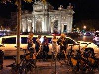 Visita en limusina por el centro de Madrid