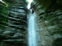 Canyoning in the Viandico