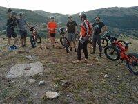 En ruta por la sierra madrilena