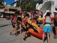 Discover kayaking equipment
