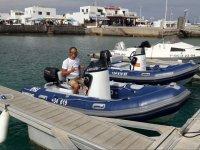 Embarcaciones para alquilar sin licencia