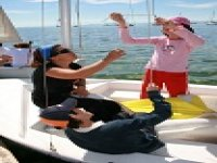 Sailing courses in Mar Menor