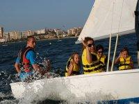 Light sailing for everyone