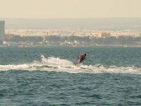 Water skiing in the Mar Menor and Cabo de Palos