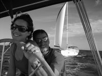 Boat trip with your partner