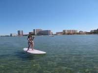 Paddle surf for all levels