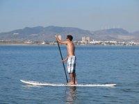 SUP in Mar Menor