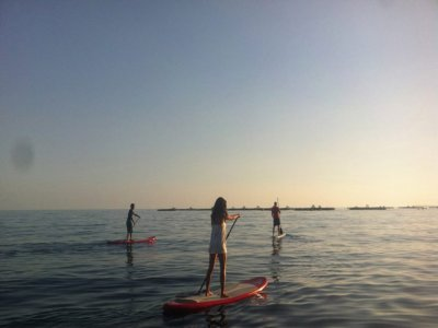 AWA Watersports Roquetas de Mar Paddle Surf