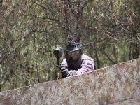 Shooter aiming