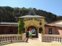 Gnomo park entrada