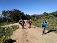 En el Parque Nacional de Peneda