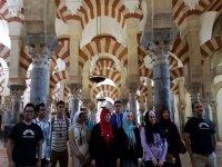 清真寺内的团体