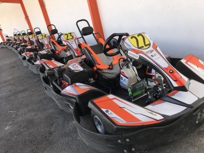 Club Karting Paracuellos Team Building