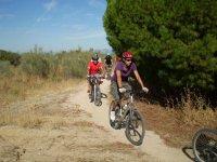 山地自行车路线通过塞拉利昂山地自行车路线为