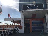 Acceso al karting CKP