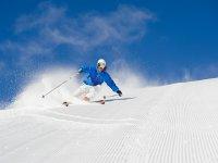Aprende a esquiar en Soria