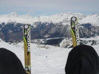 Esqui en Soria