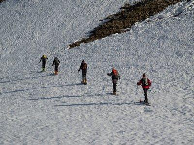 Luna Guias de Montaña Esquí de Fondo