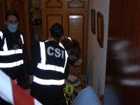 Equipo de CSI