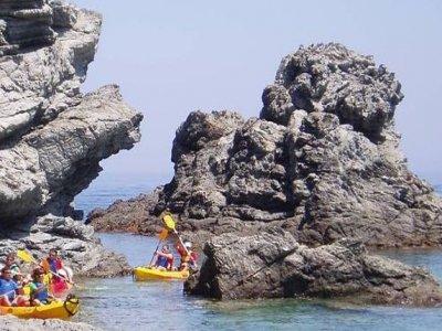 Cala Joncols Kayaks