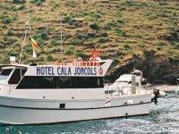 我们的短途旅行船