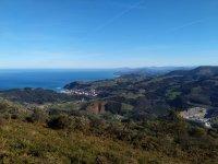 Excursión por la costa vasca