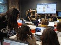 Trabajo de programacion con los alumnos