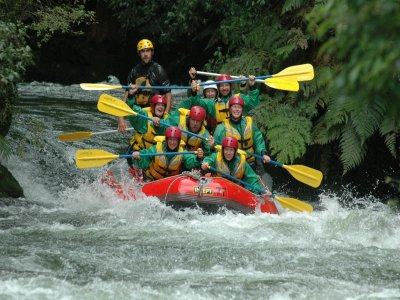 Ecomillans Multiaventura Rafting