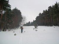 Disfruta del esqui de montana