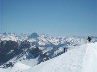 Las montanas del Pirineo