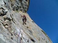 Escalada en el Pirineo