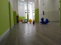 Instalaciones disenadas para los mas pequenos
