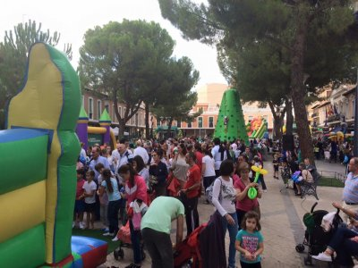 La Dehesa Boyal Parques Infantiles