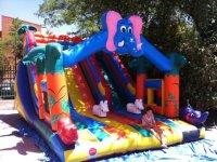 Parques infantiles de hinchables