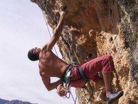 Baptism of climbing in Ordesa