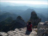 享受比利牛斯山脉的最佳景观