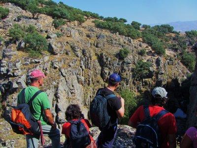 Senderismo por el cinturón verde de Segovia