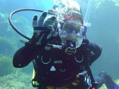 Buceo Aguadulce Roquetas