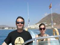 Paseos en barco San Jose