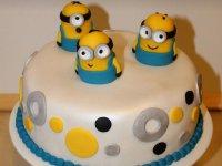 Tarta Minions