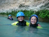 Canyoning for the whole family