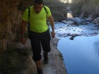 canyoning route