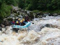 rafting selvaggio