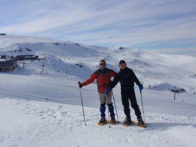 Granada al Límite Raquetas de Nieve