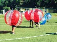 Futbol de burbuja