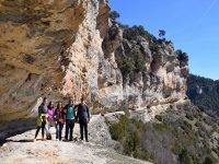Visitando laberintos de roca