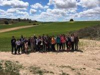 Grupo de excursion en Cuenca