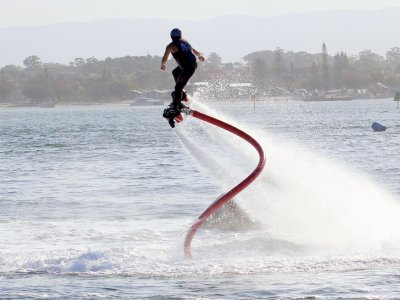 Golden Event Ibiza Flyboard