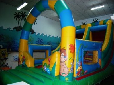 Parque infantil Isla Mágica